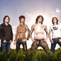The Darkness 2011 by Marianne Harris - topless portrait