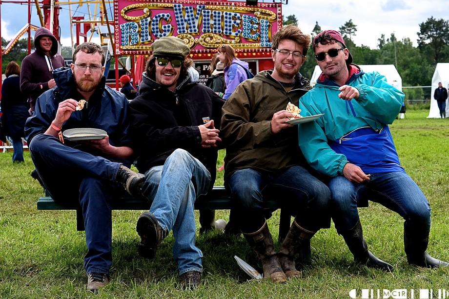 Gentlemen of the Road - Festival Folk