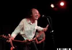John Otway at Mad Hatters - Pictures