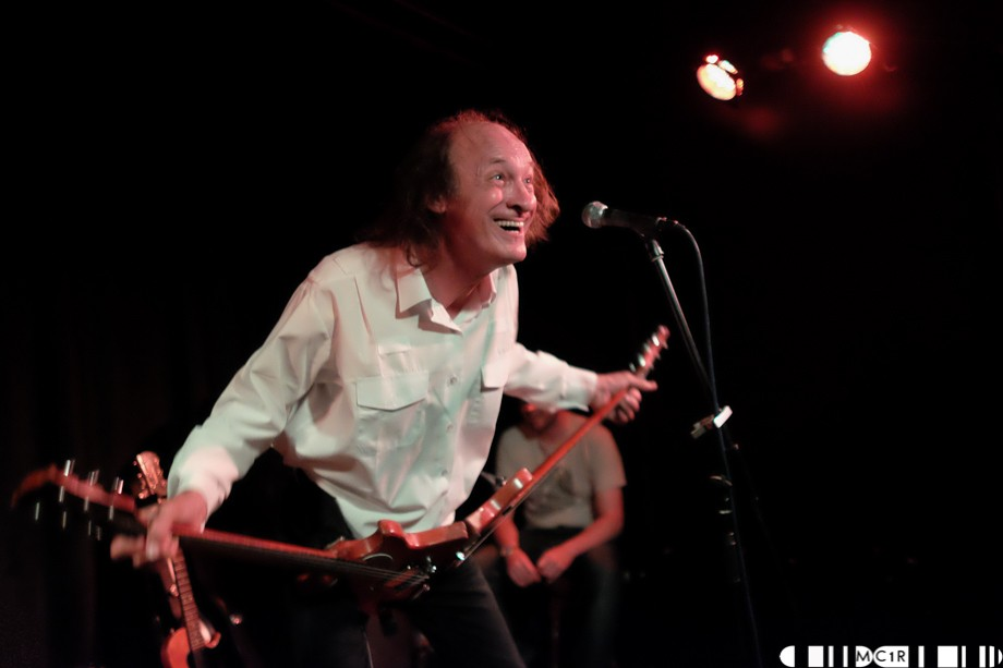 John Otway at Mad Hatters – Pictures