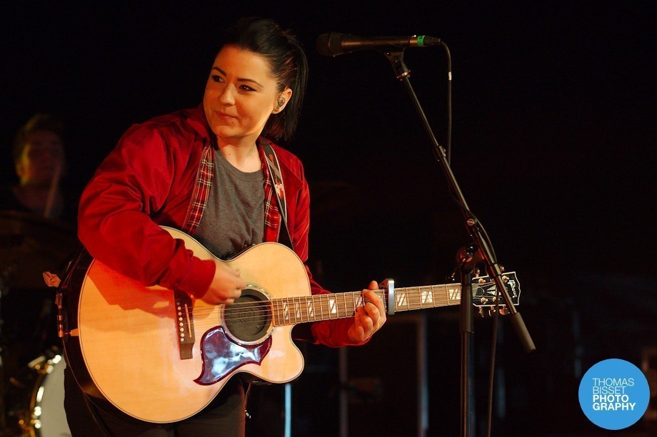 Lucy Spraggan for Inverness