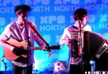 JR Green at XpoNorth 2014