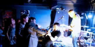 Bloodlines at Mad Hatters, Inverness 6/5/2016