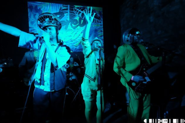 Colonel Mustard & The Dijon 5 at Brew at the Bog 2016