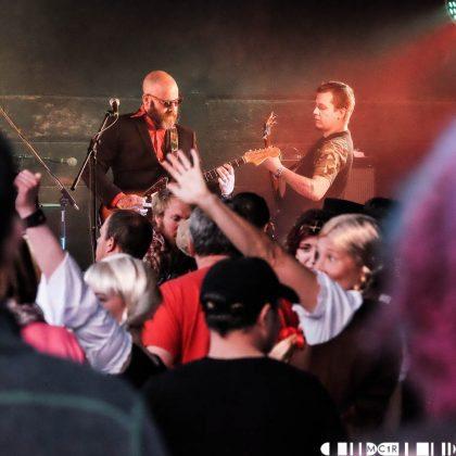 Dr Wook & The Voltaic Disorder at Jocktoberfest 2016