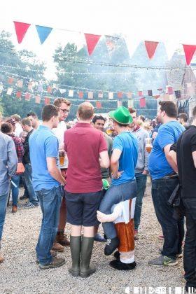 Folk at Jocktoberfest 2016