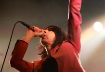 Primal Scream at Ironworks, Inverness 22/11/2016