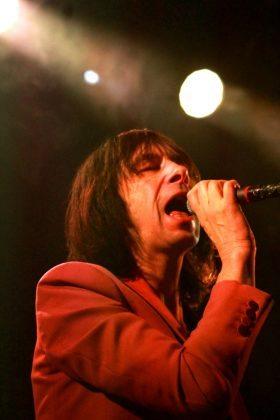 Primal Scream at Ironworks, Inverness 22/11/2016