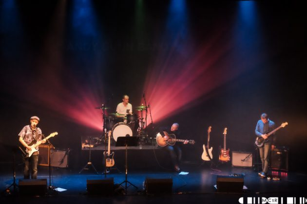 The Andy Gunn Band at Eden Court 3/11/2016