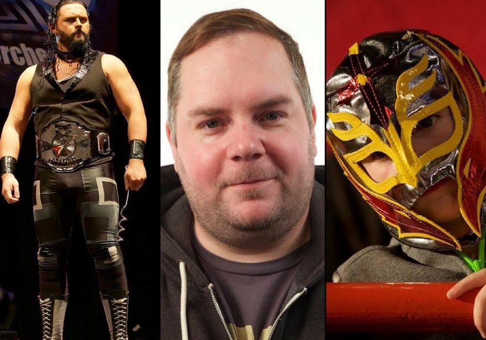 Ahead of Wrestlefest 2017 at Ironworks in February, Steve Robertson of Rock N Wrestle