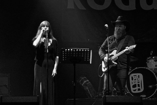 The Rogues and more, Ironworks, Inverness 17:3:2017
