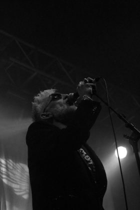 Alabama 3 at Ironworks, Inverness on the 21st of April, 2017