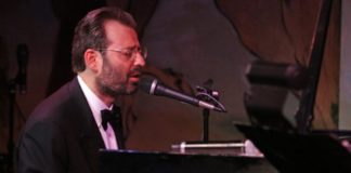 Rossano Sportiello as he plays Nairn Community & Arts Centre on the 13th of May at 8.00pm