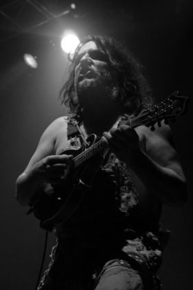 Hayseed Dixie at Ironworks, Inverness on the 29th of April, 2017.