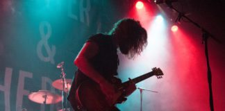 Hunter & The Bear ,with support from November Lights, at Ironworks, Inverness.