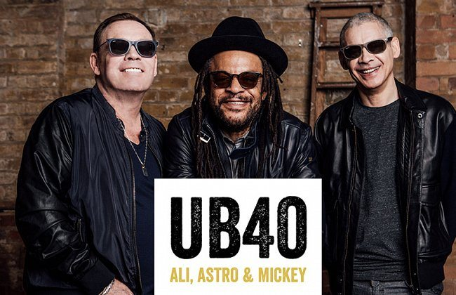 UB40, 19/5/2017 - Review
