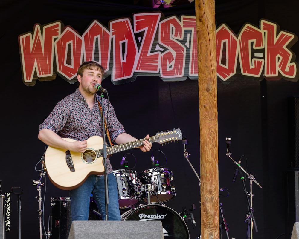 Dougie Scott at Woodzstock 2017
