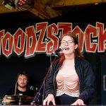 Josephine Sillars at Woodzstock 2017