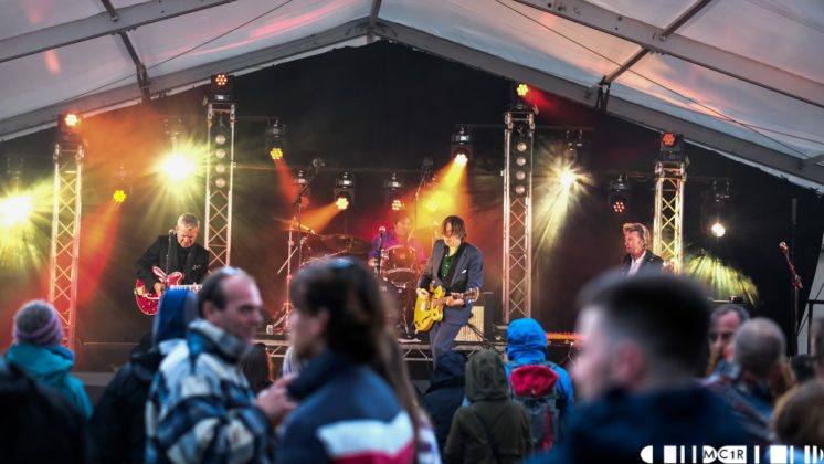 Justin Currie and The Pallbearers at Northen Roots 2017