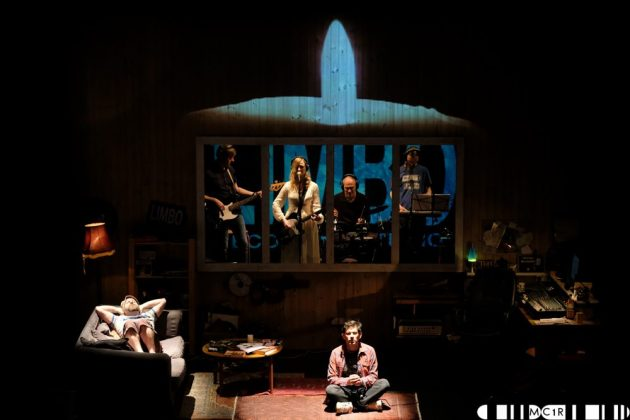 Music Is Torture at Eden Court Theatre 1:6:2017