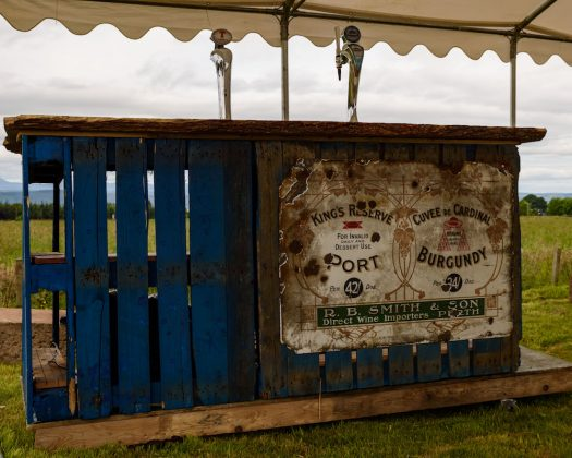 Behind the scenes at Northern Roots- Photographs Inverness Gigs