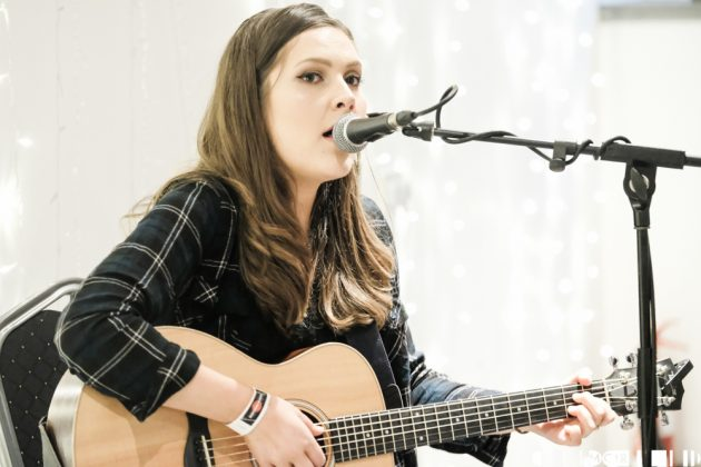 Ruth Gillies at Northen Roots 2017