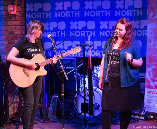 The Misses at XpoNorth 2017