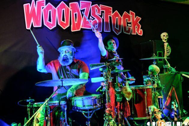 The Urban Voodoo Machine at Woodzstock
