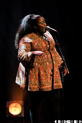 Yola Carter at Eden Court Theatre 29/06/2017