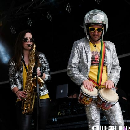 Colonel Mustard and The Dijon 5 at Belladrum 2017