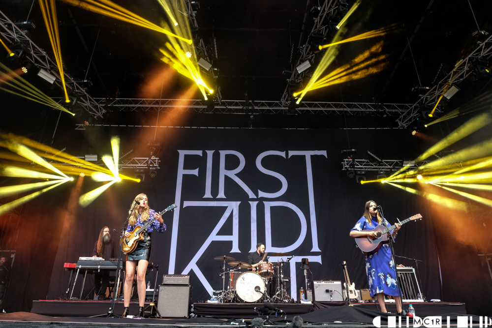 First Aid Kit at Belladrum 2017
