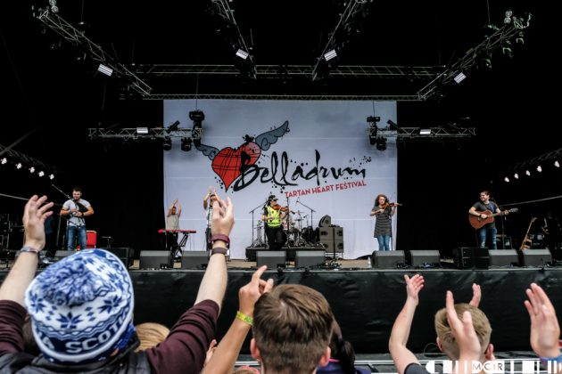 Ho Ro at Belladrum 2017
