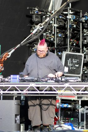 Jim Gellalty at Carnival Fifty Six 2017