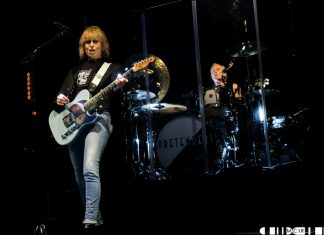The Pretenders at Belladrum 2017