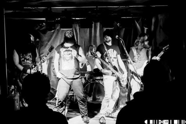 Devil's Queen at Tooth & Claw Inverness 22:10:2017