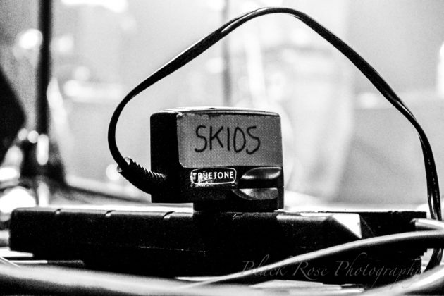 The Skids 4th October 2017, Ironworks, Inverness