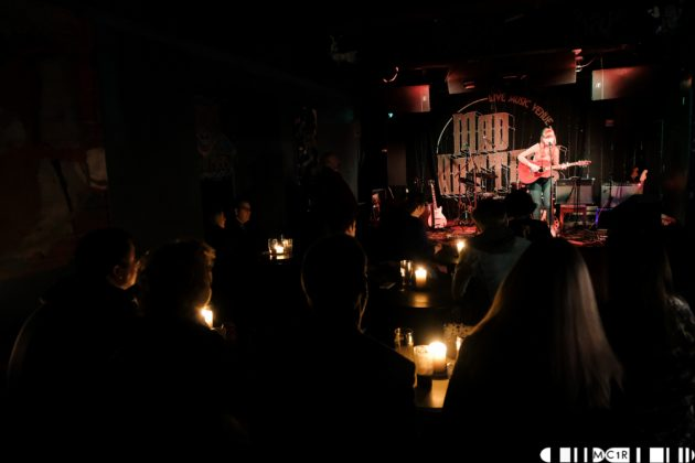 Emily Isla at Mad Hatters Inverness, 28:11:2017