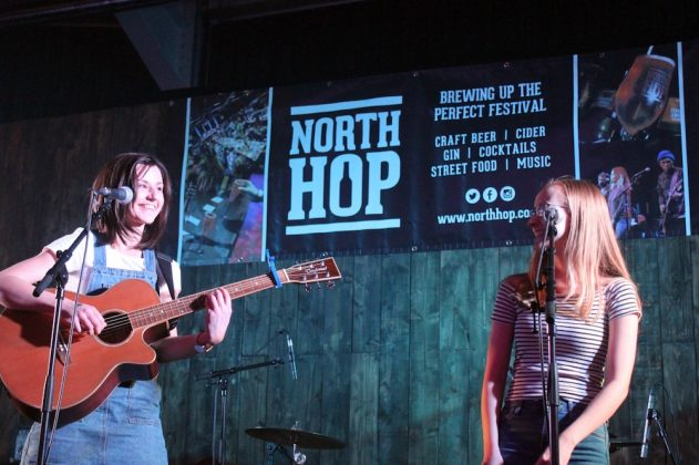 Leanne Smith at North Hop, Aviemore 10:11:2017