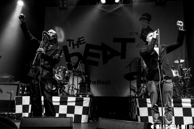 The Beat at Ironworks Venue, Inverness 16:11:2017