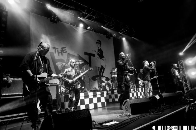 The Beat at Ironworks Venue, Inverness 18:11:2017