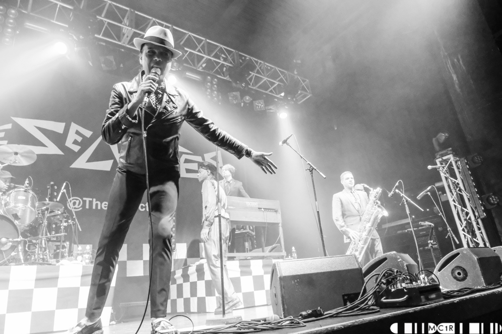 LIVE REVIEW - The Beat ft. Ranking Rogers and The Selecter, 16/11/2017