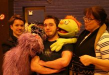 Outreach Inverness presents Avenue Q at The Spectrum Centre, Inverness from the 15th – 17th of February 2018 beginning at 7.30pm each night, with doors at 7pm.