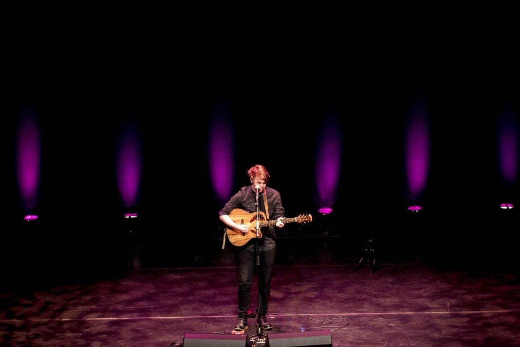 We interview singer song-writer Calum Mackenzie Jones and ask him,