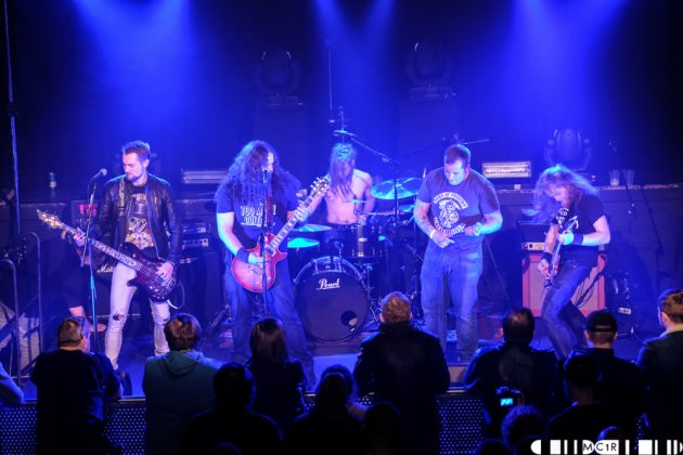 Devil's Queen at Ironworks, Inverness 10:2:2018
