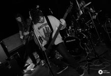 Pathogen, with support from Never Knowing and Jack Rabbit Slams, at Tooth & Claw, Inverness.