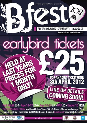 bfest thumb - BFest 2012 announce Headliner act