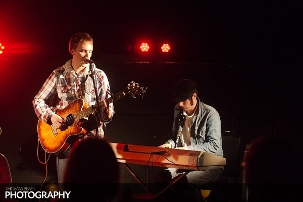 TBP Ryan Golder and Martin Stewart Ironworks Inverness DSC07098 600x400 - An array of talent for Showcase Number 5