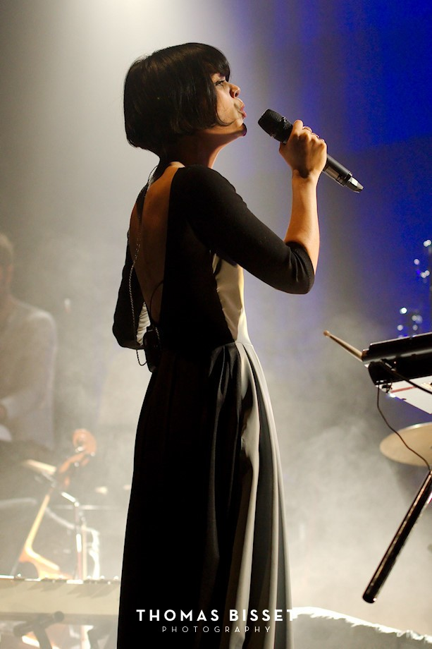 Bat For Lashes at The Ironworks, Inverness