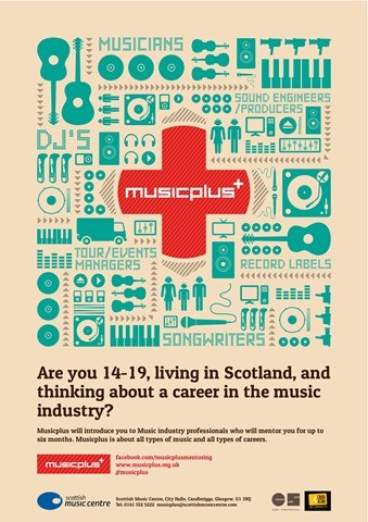 MusicPlusFlyer thumb - Seeking a career in music?