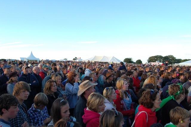 Chagstock Crowd